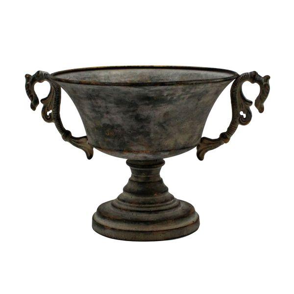 Silver Brocante Flower Bowl (37cm)