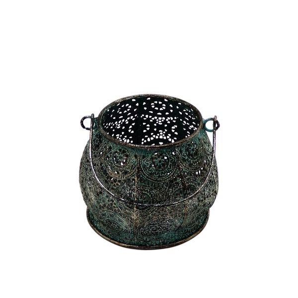 Marrakesh Candleholder w/handle (12cm)