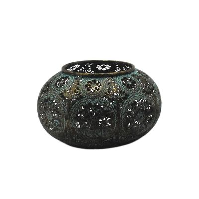 Morocco Round Candleholder (15cm)