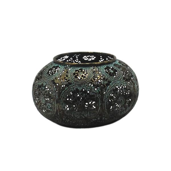 Morocco Round Candleholder (15cm)