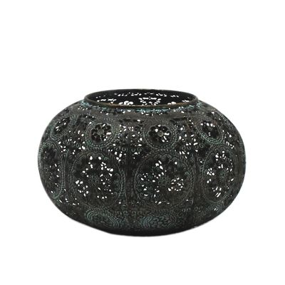 Morocco Round Candleholder( 20cm)
