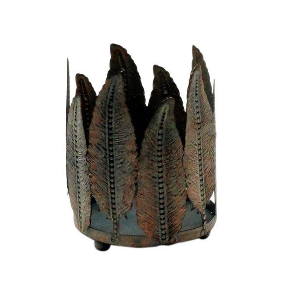 Tropical Sword Candleholder (12cm)