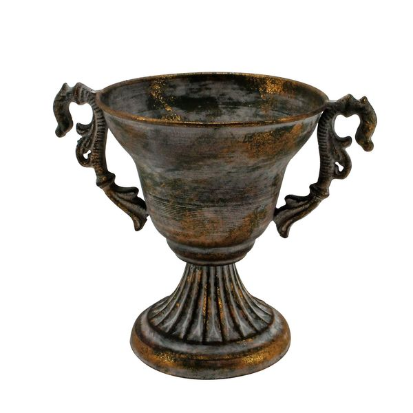 Brocante Fluted Filigree Bowl Silver (20cm)
