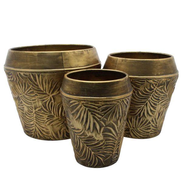 Tropical Vase S/3