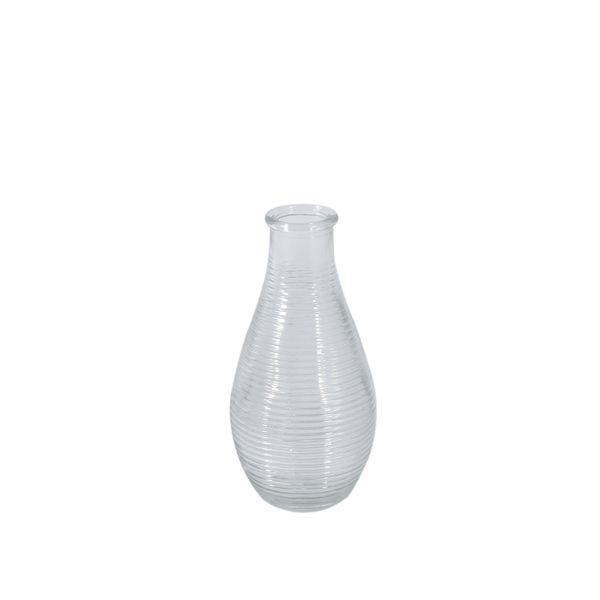 14cm Dainty Glass Vase