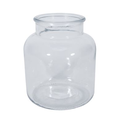 16 x 14cm Apothecary Glass Bottle