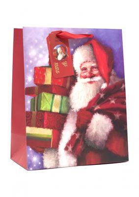 Trad Santa Large Bag