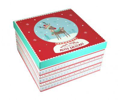 Reindeer Box