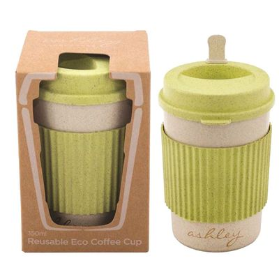 350ml Eco Rice Husk Coffee Mug