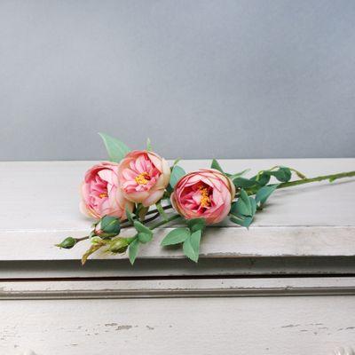 Tintagel Vintage Hedgerow Rose Spray Pink (24/240)