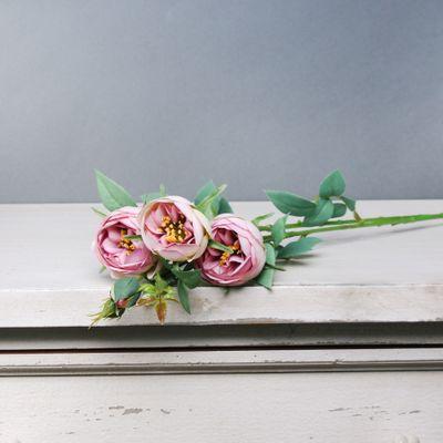 Tintagel Vintage Hedgerow Rose Spray Lavender (24/240)