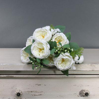Tintagel Vintage English Rose Bush Cream (12/96)