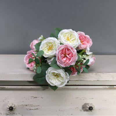 Tintagel Vintage English Rose Bush Light Pink (12/96)