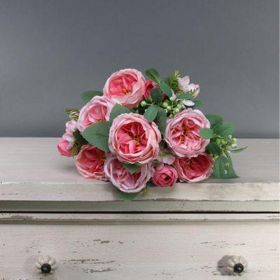 Tintagel Vintage English Rose Bush Pink (12/96)