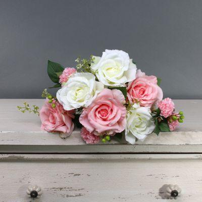 Tintagel Rose Bush Light Pink (12/96)