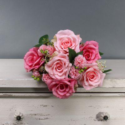 Tintagel Rose Bush Pink (12/96)