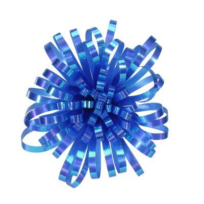 Iridescent Blue Firework Bow (7cm)