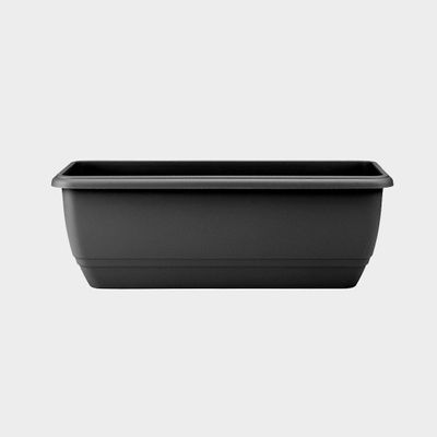 Stewart 50cm Balconniere Trough - Black