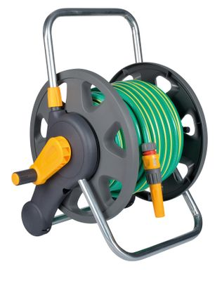 Hozelock 60m Hose Reel with 25m Hose 2499