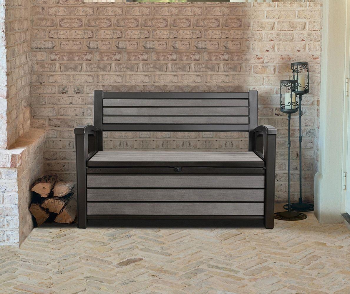 Wood Texture Storage