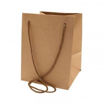 Natural Hand Tie Bag
