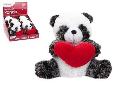 Love Heart Panda