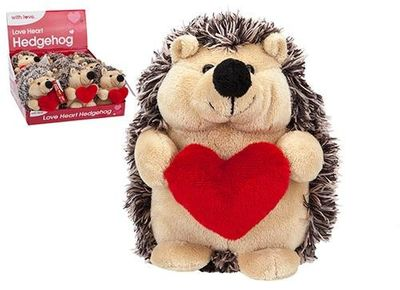 Love Heart Hedgehog