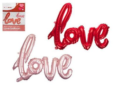 Air Inflating Love Balloons