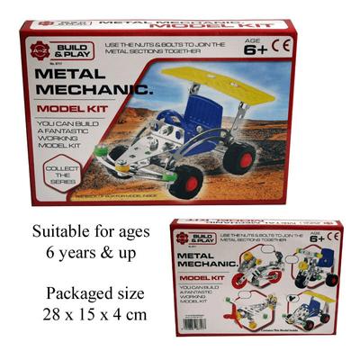 Metal Mechanics