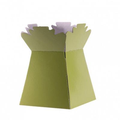 Sage Green Living Vase (X30)