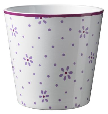 Violet Blossom Dallas Planter