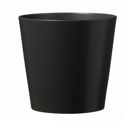 21cm Matt Anthracite Dallas Pot