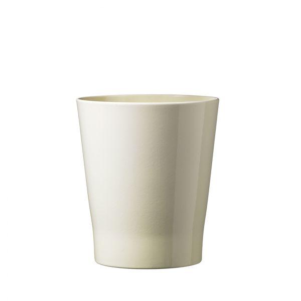 Merina Ceramic Pot Shiny Vanilla (15cm)