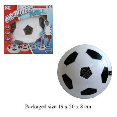 T19098 Light air soccer ball. Soft and safe indoor fun