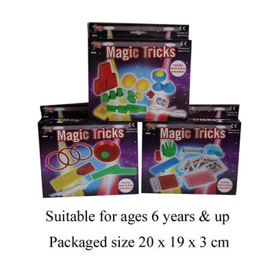 T19187 Magic tricks with easy and quick to learn instructions