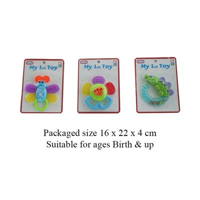 T19382 Rattle / Teether