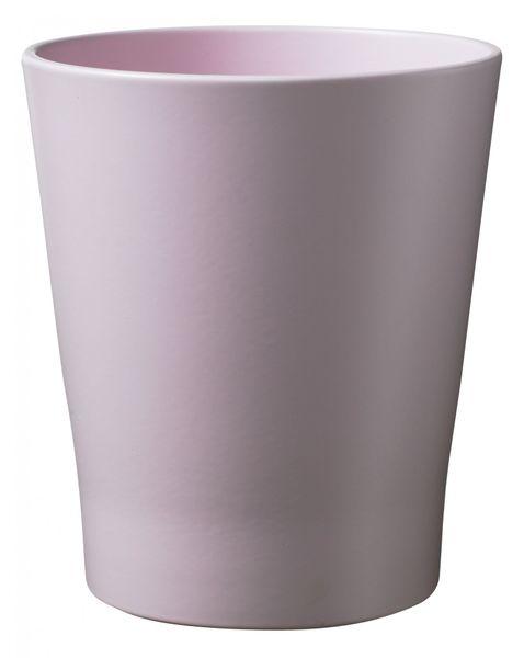 Merina Pretty Ceramic Pot Matte Light Rose