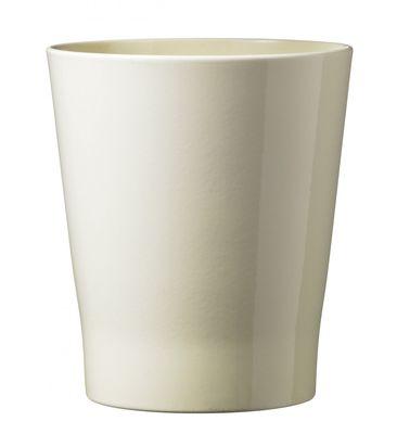 Merina Ceramic Pot Shiny Vanilla (8cm)