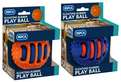 RSPCA floating play ball