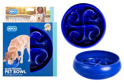 Dog Slow Feeder Bowl