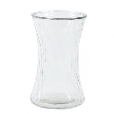 20cm Curling Wave Hand Tied Vase