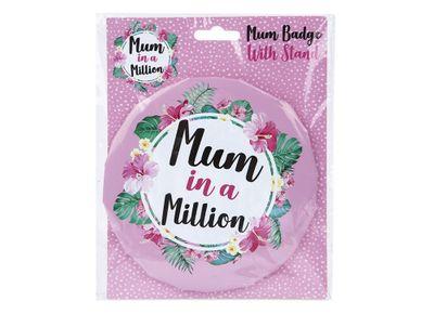 Mum in a Million Badge