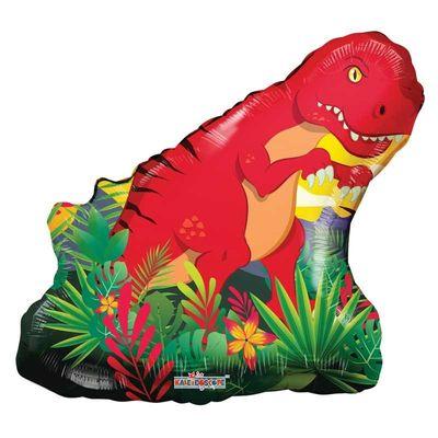 """28"""" Dinosaur Shape Balloon"""