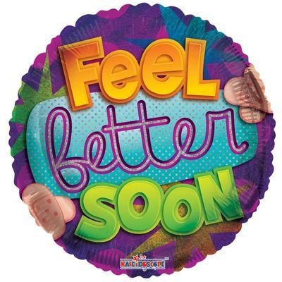 "9"" Get Well - Feel Better Soon"