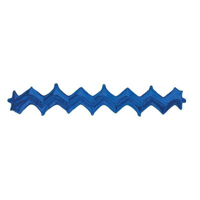 Royal Blue Zig Zag Wall with Valve (pack of 5)