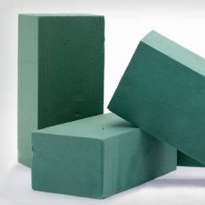 Wet Foam Bricks