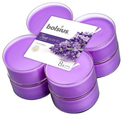 Fragrance maxi 8hr pck8  True Scents - Lavender