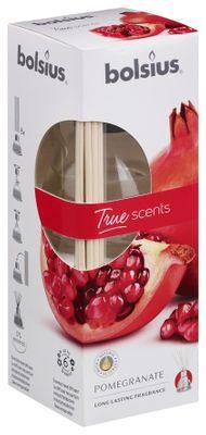 Fragrance diffuser 45ml  True Scents - Pomegranate