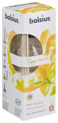 Fragrance diffuser 45ml  True Moods - Feel Happy