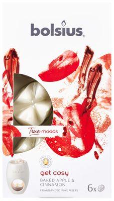 Fragrance wax melts pck6  True Moods GCY - Get Cosy